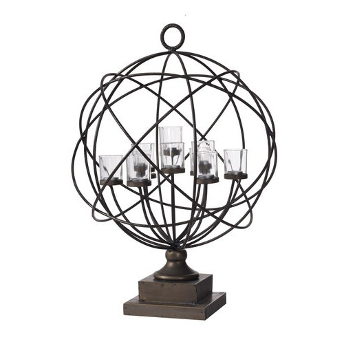 Globe Tealight Holder