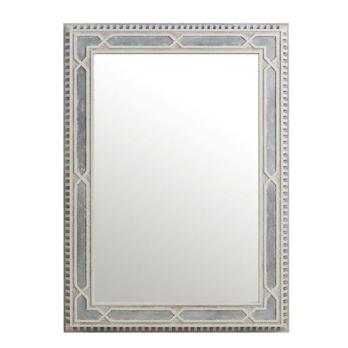 Cote D'Azur Rectangular Mirror