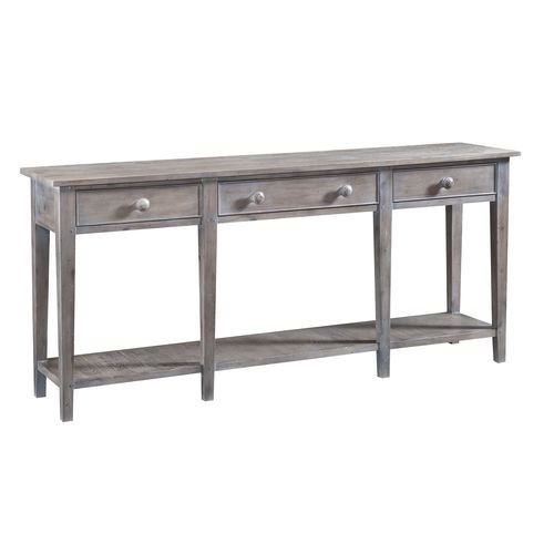 Hardwick 3 drawer Console