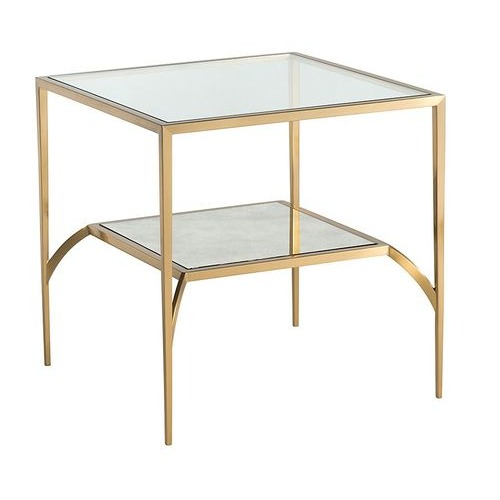 CG885 Brompton Low Square Side Table