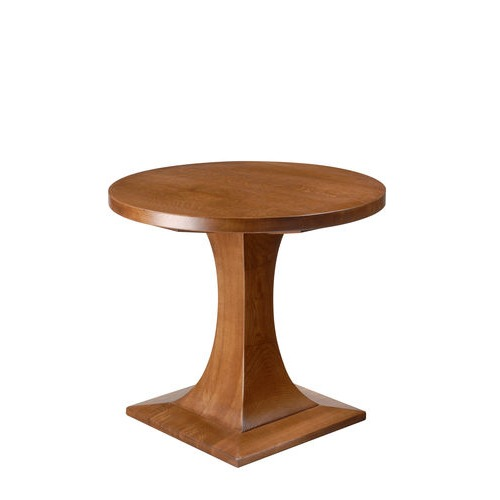 Round Conical Base Table