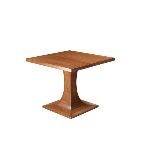 Square Conical Base Table