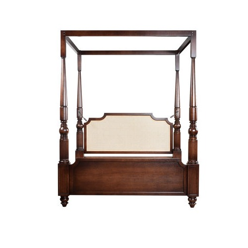 Traditional Four Poster Bed image 850
