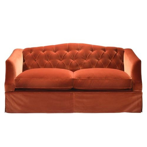 Buttoned Sofa Bed image 1504