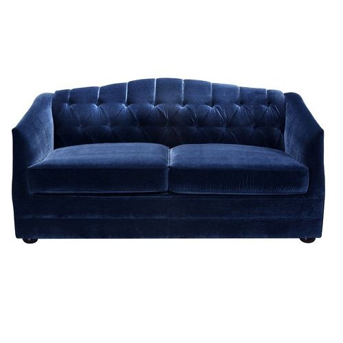 Buttoned Sofa Bed