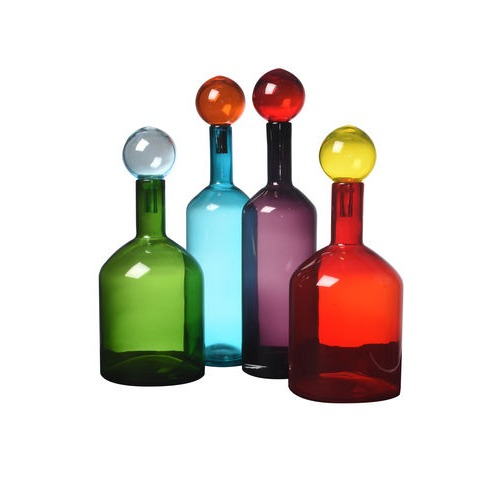 Glass Stoppered Bottles