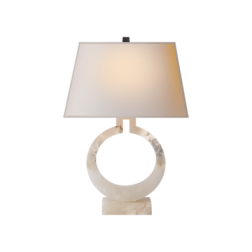 Ring Form Large Table Lamp