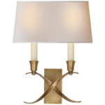 Cross Bouillotte Small Sconce  image 1088