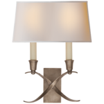 Cross Bouillotte Small Sconce  image 1087