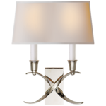 Cross Bouillotte Small Sconce  image 1086