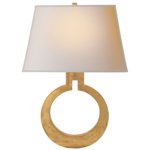 Ring Form Large Wall Sconce  image 1083