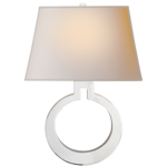 Ring Form Large Wall Sconce  image 1084