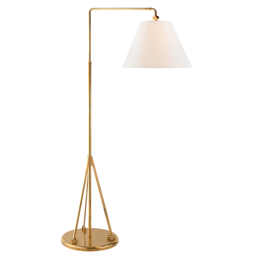 Brompton Swing Arm Floor Lamp